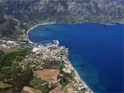 Korsika, ddp