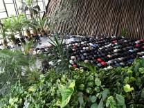Freitagsgebet in der 'Biosphäre' Potsdam