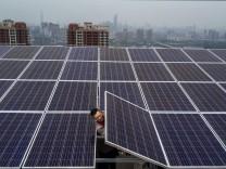 China Powers Market for Solar Energy