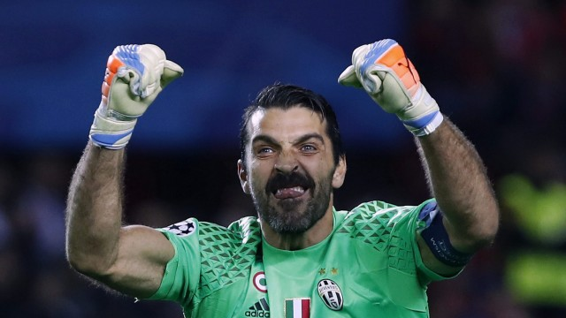 Torwart Gianluigi Buffon