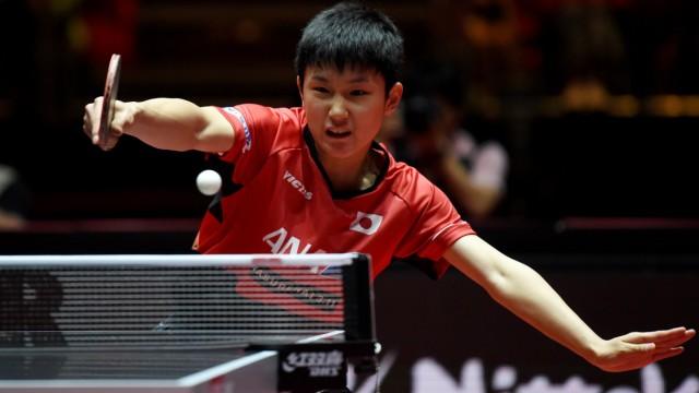 Tischtennis-WM Tischtennis-WM