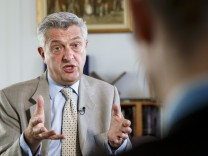 United Nations High Commissioner for Refugees Filippo Grandi inte