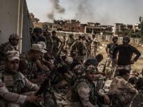 Kämpfe in Mossul