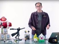 Overwatch-Erfinder Jeff Kaplan auf Youtube