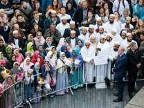Vigils Are Held For The Victims Of The London Bridge Terror Attacks