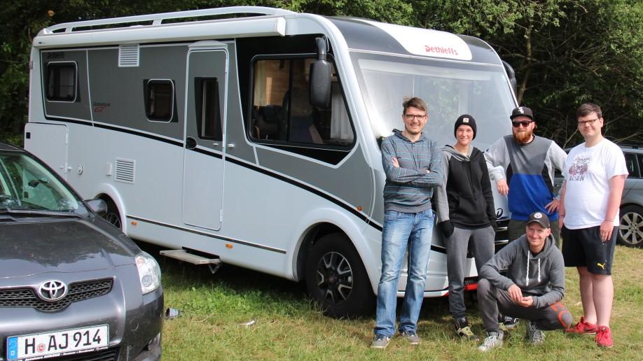 Rock Am Ring Im Wohnmobil Der Selbsttest Auto Mobil