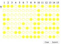 mic drucker yellow points