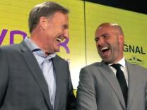 Neuer BVB-Trainer vorgestellt