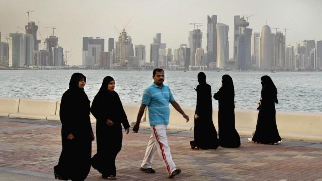 Katar Krise am Golf