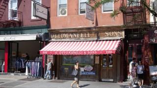 USA New York State New York City Manhattan Greenwich village Bleeker Street PUBLICATIONxINxGER