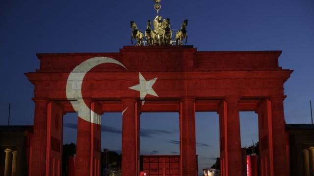 Diplomatie Türkei und Deutschland