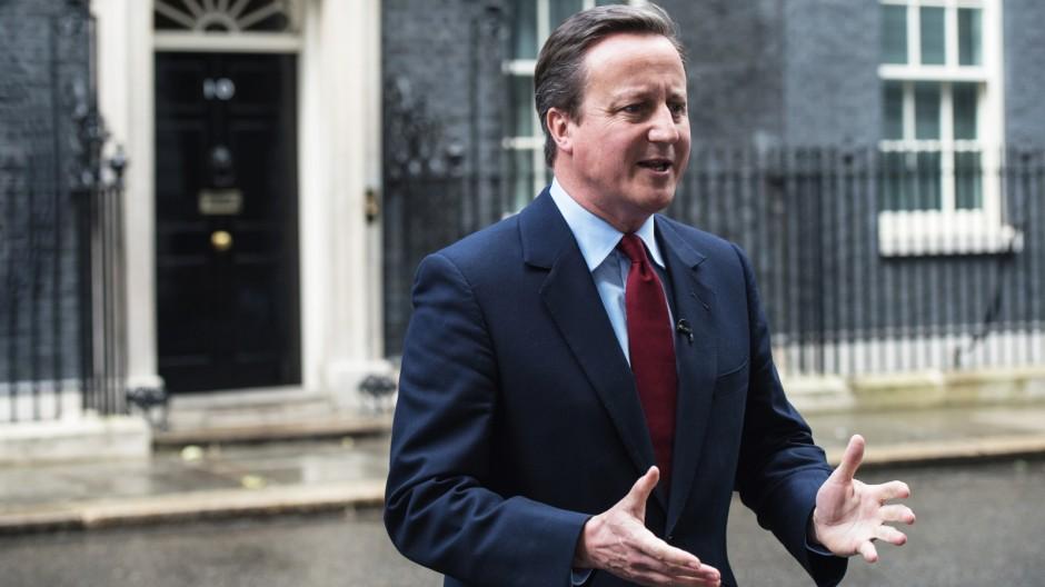 Wahl in Großbritannien Wahl in Großbritannien