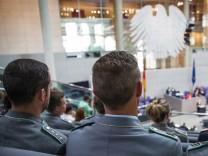 Parlamentsarmee Bundeswehr