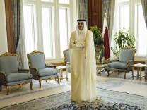 Tamim bin Hamad Al-Thani, Emir von Katar