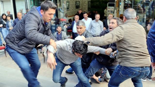 Demonstrationen in der Türkei