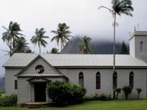 Kirche St. Philomena auf der Insel Molokai
