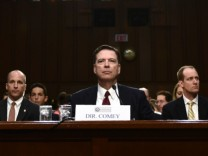 Ex-FBI director Comey to testify in Russia probe on June 8