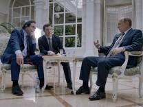 Wladimir Putin Interviews Oliver Stone