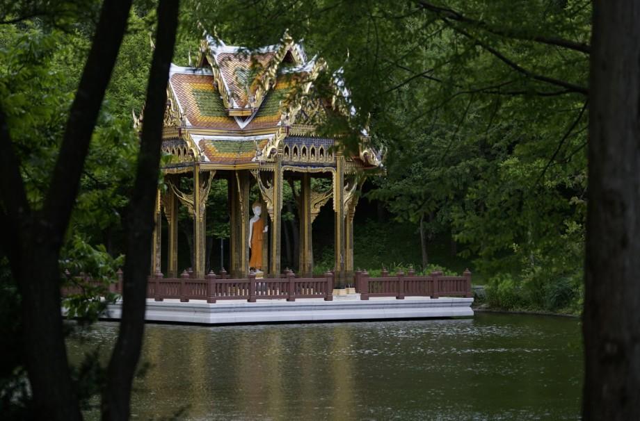 München: Die asiatischen Gärten im Westpark - München - Süddeutsche.de