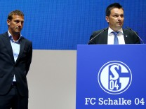 FC Schalke 04 - General Assembly; weinzierl