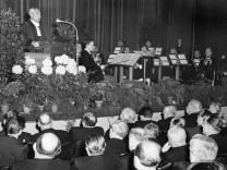 60 Jahre Bundesrepublik - Bundesverfassungsgericht feierlich eröffnet