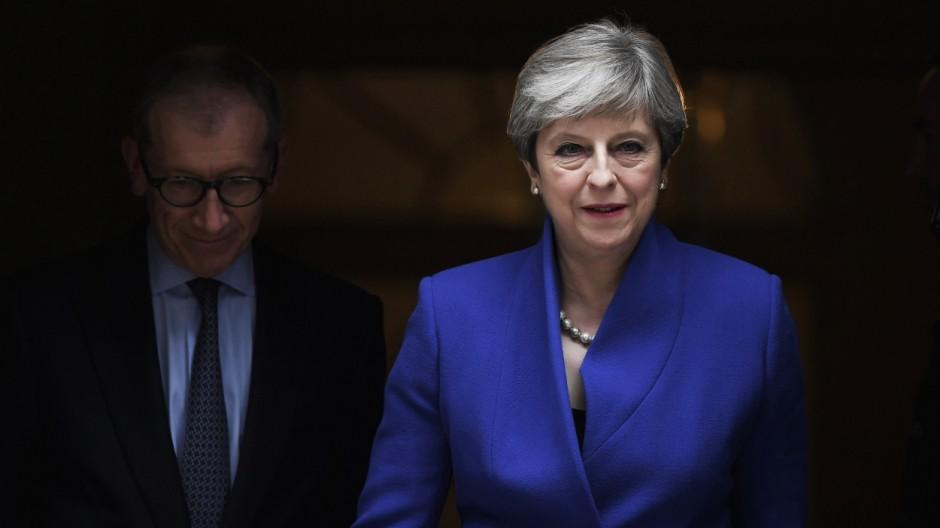 Wahl in Großbritannien Großbritannien nach der Wahl