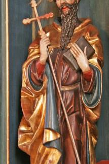 Heiliger Antonius  , Heiligen-Ausstellung im Pasinger Bürgerhaus,