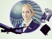 Flugbegleiterin Jobkolumne