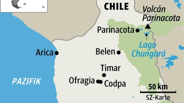 Chile, Ruta de las Misiones