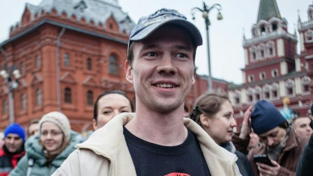Boris Nemzow Nemzow-Preis für Ildar Dadin