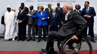 Süddeutsche Zeitung Politik Afrika-Konferenz