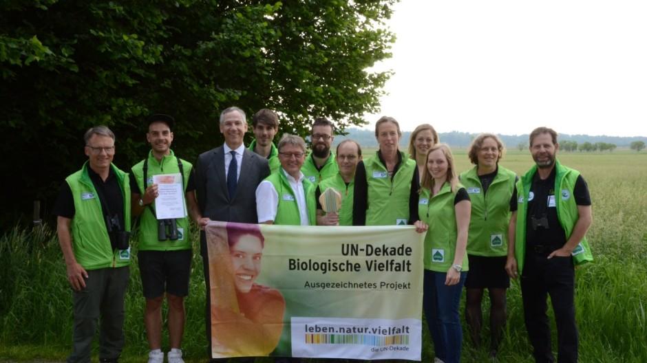 Bad Tölz-Wolfratshausen Einsatz für biologische Vielfalt