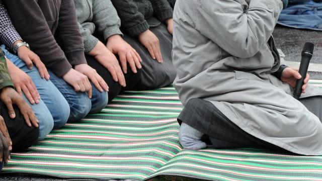 Salafisten beten