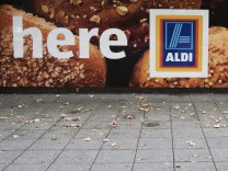 Aldi  in London