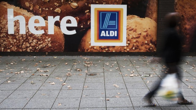 Aldi  in London