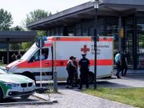 Mehrere Verletzte bei Schießerei
