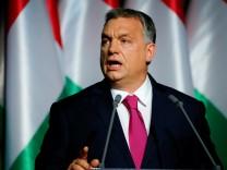 Viktor Orban CDU EU Sanktionen