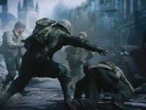 Screenshot Call of Duty WWII
