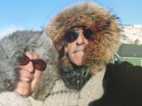Hartmut Geerken in Grönland