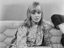 (FILE) FILE - JUNE 13: Italian actress Anita Pallenberg has died at 73 years old. Pallenberg appeared with Mick Jagger in the film 'Performance' and was a longtime partner to Keith Richards of the Rolling Stones, which whom she has three children. FILE: A