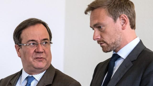 Koalitionsverhandlungen in NRW