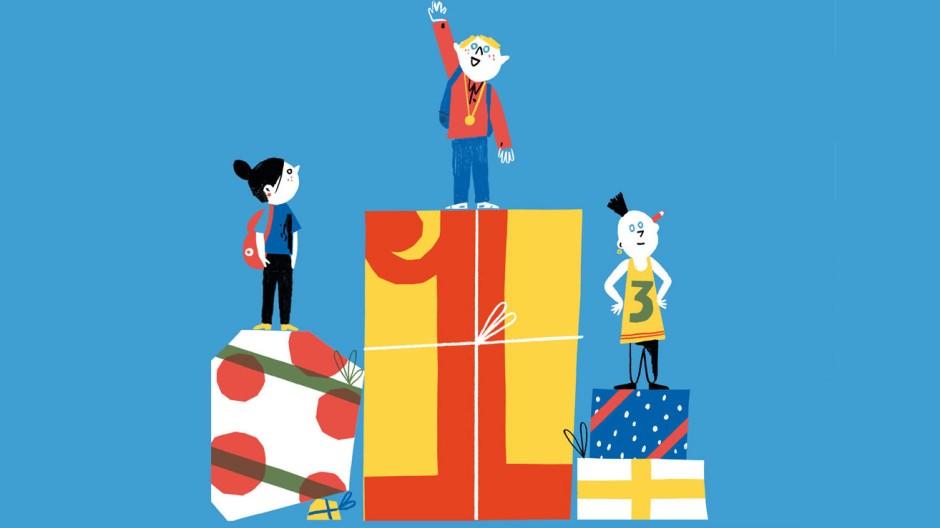 Schule Wenn Eltern Lehrer beschenken