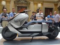 Die Studie BMW Concept Link