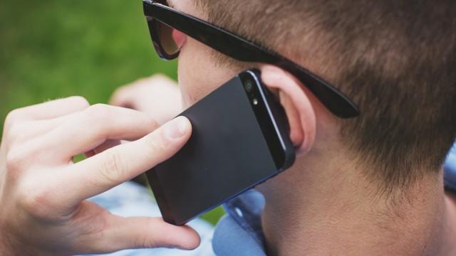 Geldanlage und Finanzen Mobilfunk