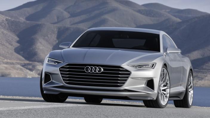 Audi Prologue Konzeptstudie von 2014