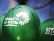 Luftballon Die Grünen