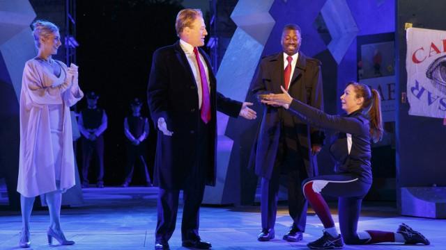 Shakespeares 'Julius Caesar' als Trump-Stück aufgeführt