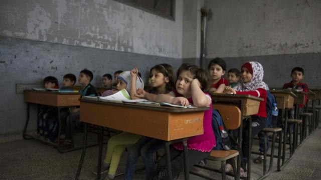Krieg in Syrien Kinderhilfswerk Unicef
