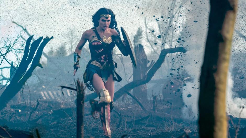 Kinostart - 'Wonder Woman'