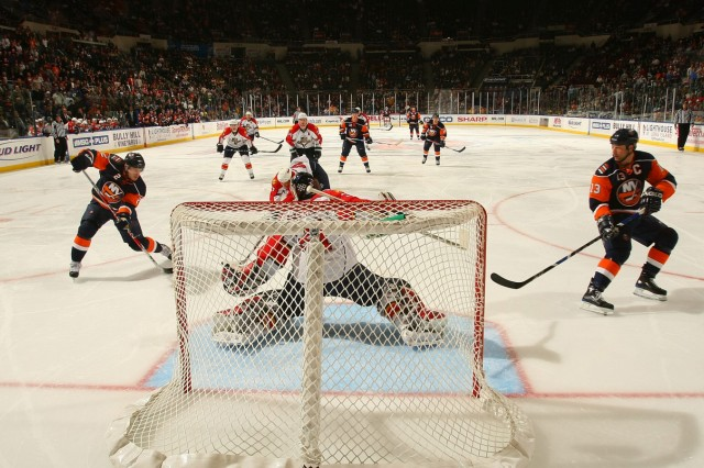 Florida Panthers v New York Islanders